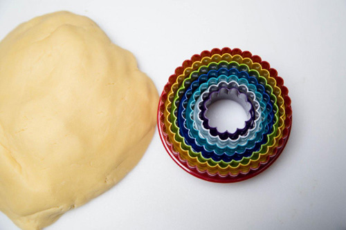 Bánh quy đường nhân mứt siêu ngon - 6