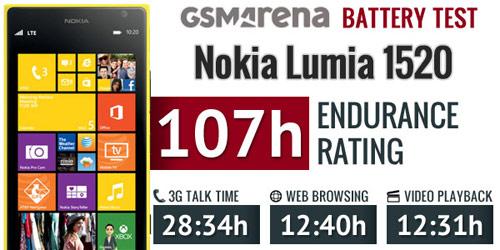 "Nokia Lumia 1520 khoe pin cực ""trâu"" - 5"