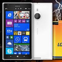 "Nokia Lumia 1520 khoe pin cực ""trâu"""