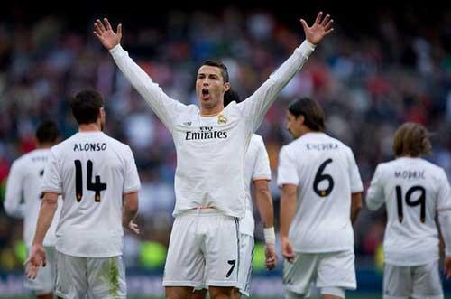"""Sát thủ số Một 2013: """"Nhà Vua"""" Ronaldo - 1"""