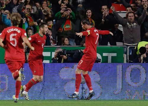 """Sát thủ số Một 2013: """"Nhà Vua"""" Ronaldo - 2"""