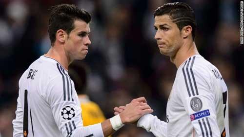Đội hình giai đoạn 1 Liga: Đôi cánh CR7-Bale - 2