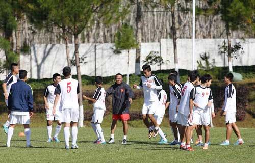 U.19 Việt Nam háo hức chờ cuộc đua mới - 1