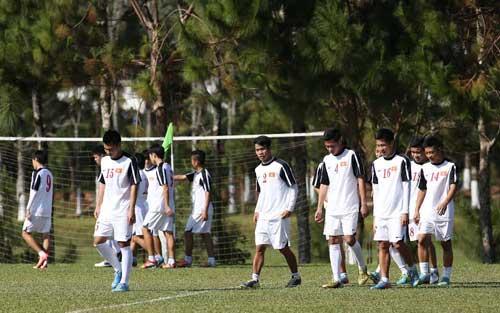 U.19 Việt Nam háo hức chờ cuộc đua mới - 10