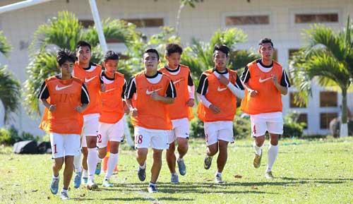U.19 Việt Nam háo hức chờ cuộc đua mới - 11