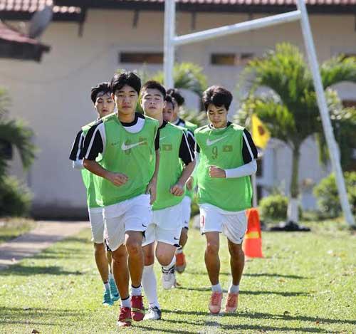 U.19 Việt Nam háo hức chờ cuộc đua mới - 13