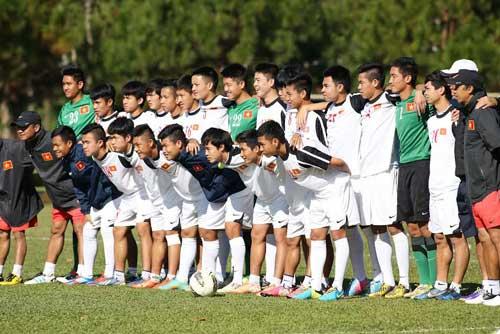 U.19 Việt Nam háo hức chờ cuộc đua mới - 14