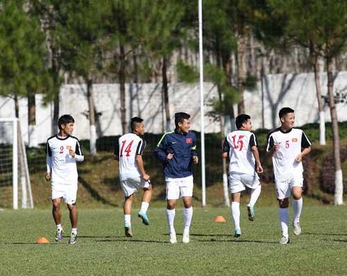 U.19 Việt Nam háo hức chờ cuộc đua mới - 2
