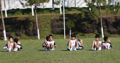 U.19 Việt Nam háo hức chờ cuộc đua mới - 4