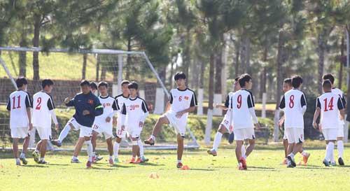 U.19 Việt Nam háo hức chờ cuộc đua mới - 8