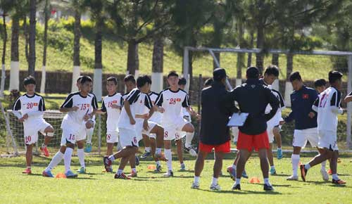 U.19 Việt Nam háo hức chờ cuộc đua mới - 9