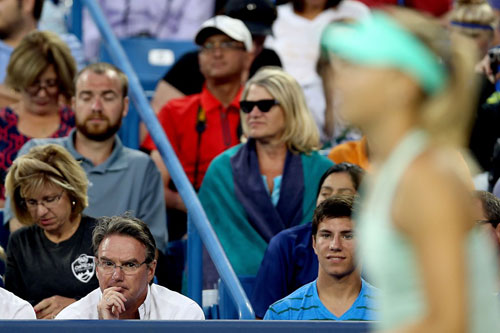 Sharapova trải lòng khi sa thải Jimmy Connors - 1