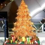 Phi thường - kỳ quặc - Cây thông Noel vàng giá nửa tỷ đồng tại VN