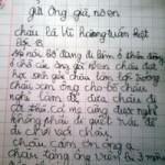 Giáo dục - du học - Xúc động thư của cậu bé mồ côi gửi ông già Noel