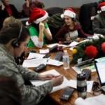 Tin tức trong ngày - Quân đội Mỹ truy tìm tung tích ông già Noel