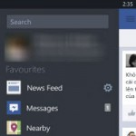 """Thời trang Hi-tech - Facebook cho Windows Phone """"push"""" thông báo tức thời"""