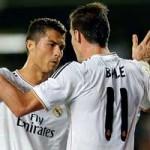 Bóng đá - Đội hình giai đoạn 1 Liga: Đôi cánh CR7-Bale