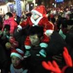 Tin tức trong ngày - Hà Nội, TPHCM tràn ngập không khí đêm Noel