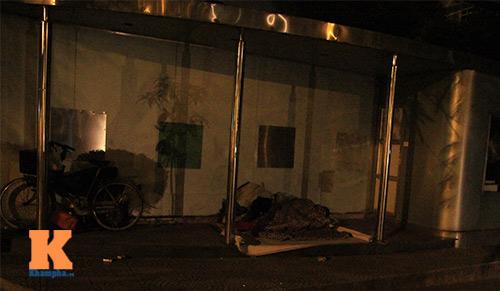 Giáng sinh muộn của người vô gia cư - 2