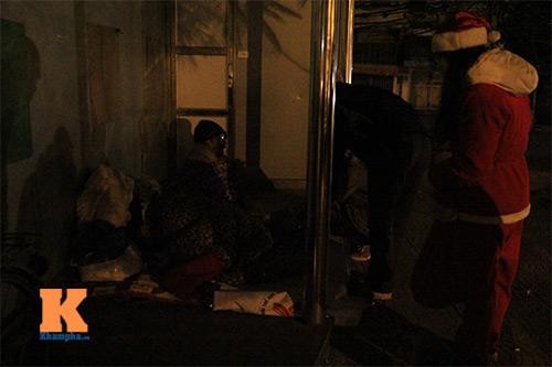 Giáng sinh muộn của người vô gia cư - 9