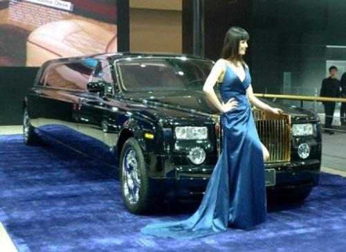 """Giới nhà giàu châu Á và sở thích """"đốt tiền"""" vào xe - 1"""