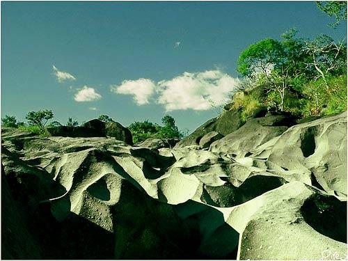 Thăm thung lũng đá già cỗi nhất trái đất - 2