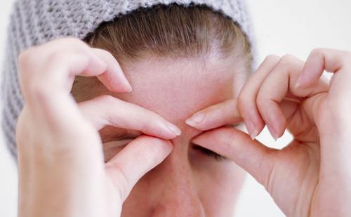 Tự mát xa cho da mặt khỏe mạnh - 2