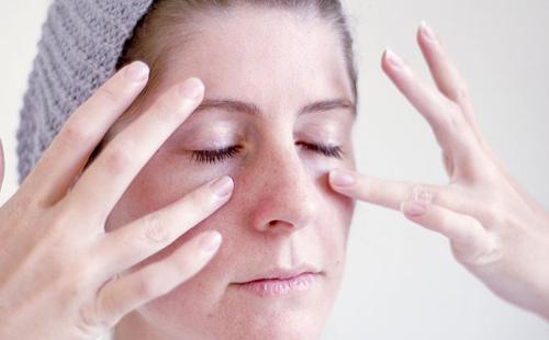 Tự mát xa cho da mặt khỏe mạnh - 5