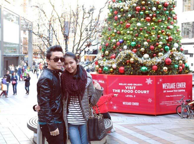 Vợ 9X khoe ảnh tình tứ bên Lam Trường - 1
