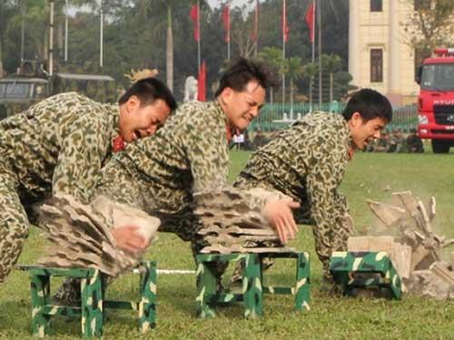 """Đặc công """"Đặc biệt Việt Bắc"""" - 1"""