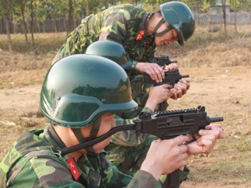"""Đặc công """"Đặc biệt Việt Bắc"""" - 2"""