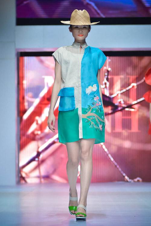 Nao lòng vì họa tiết chim muông của Minh Hạnh - 11