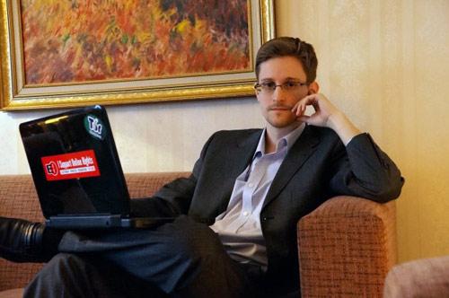 """""""Kẻ phản bội nước Mỹ"""" Snowden tuyên bố chiến thắng - 1"""