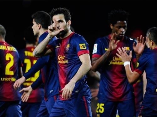 Rồi Barca vẫn sẽ là Vua của La Liga - 2