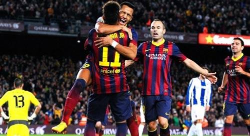 Rồi Barca vẫn sẽ là Vua của La Liga - 1