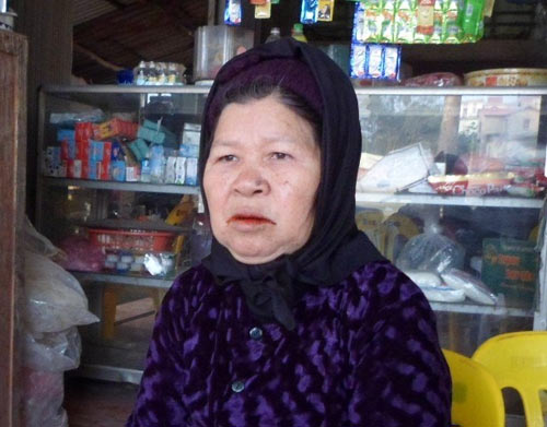 Mẹ ông Chấn: Năm nay sẽ gói nhiều bánh chưng - 1