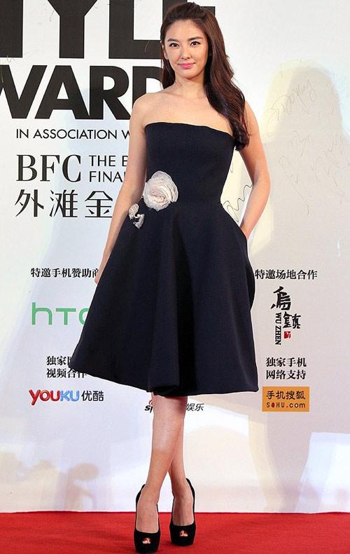 4 cô đào sành điệu nhất Hoa ngữ 2013 - 9