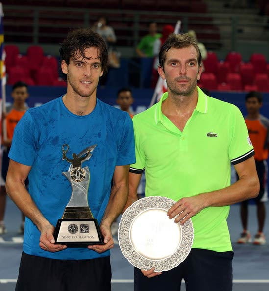 (P1) 10 cú ngược dòng kịch tính tennis nam 2013 - 2
