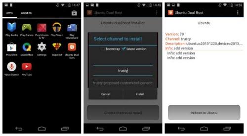 Khởi động kép Ubuntu cùng Android - 2
