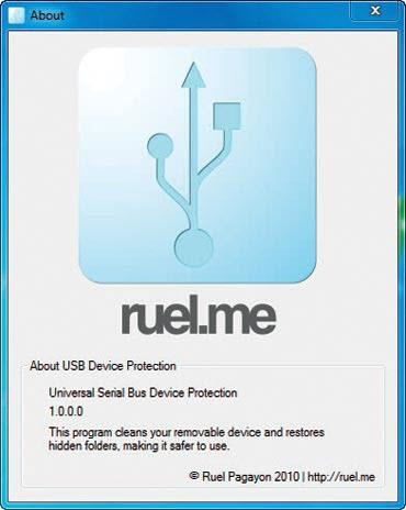 Để máy tính luôn an toàn khi gắn USB - 2