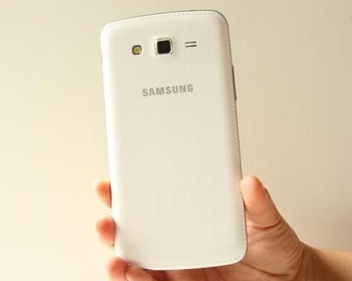 Samsung ra mắt smartphone màn hình lớn Galaxy Grand 2 - 4