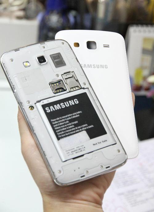 Samsung ra mắt smartphone màn hình lớn Galaxy Grand 2 - 9