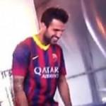 Bóng đá - Video: Cesc, Bartra vào vai đầu bếp