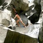Du lịch - Thăm thung lũng đá già cỗi nhất trái đất