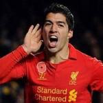 """Bóng đá - Chân sút hay nhất NHA 2013: Suarez """"độc hành"""""""