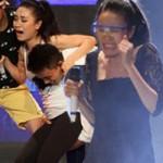 Ngôi sao điện ảnh - Minh Thư vừa hát vừa khóc thét