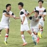 Lịch thi đấu bóng đá - Lịch thi đấu giải Tứ hùng U19 năm 2014