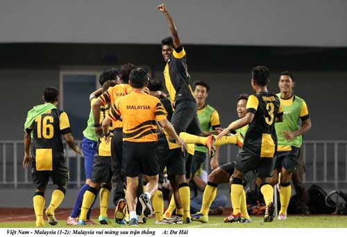 Tham vọng của Malaysia - 1
