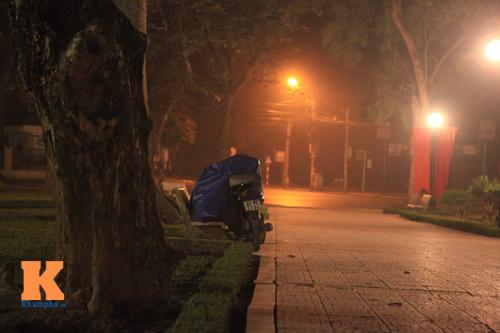 Những mảnh đời vô gia cư trong đêm đông lạnh Thủ đô - 3