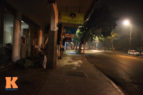 Những mảnh đời vô gia cư trong đêm đông lạnh Thủ đô - 14